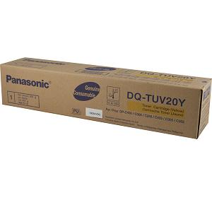 Panasonic DQ-TUN20Y Yellow Toner Cartridge