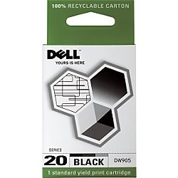 Dell DW905 Black Ink Cartridge