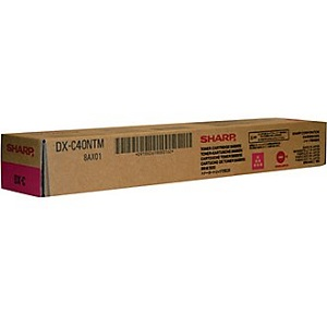 Sharp DX-C40NTM Magenta Toner Cartridge