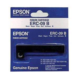 Epson ERC-09 Black Ribbon Cartridge