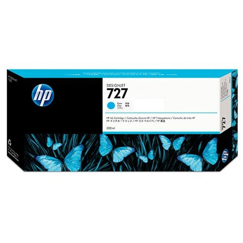 HP F9J76A Cyan Ink Cartridge