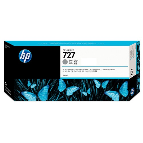 HP F9J80A Gray Ink Cartridge