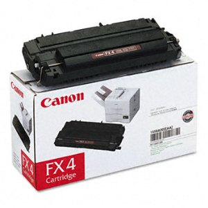 Canon FX-4 Black Toner Cartridge