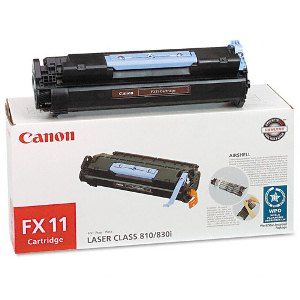 Canon FX-11 Black Toner Cartridge
