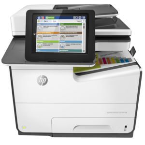 HP PageWide Enterprise 586dn