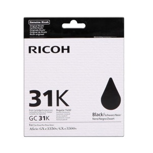 Ricoh 405688 Black Print Cartridge