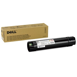 Dell GHJ7J Black Toner Cartridge
