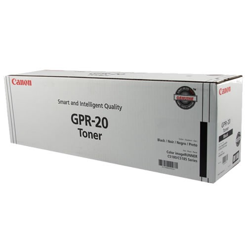 Canon GPR-20 Black Toner Cartridge
