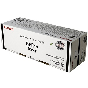 Canon GPR-6 Black Toner Cartridge
