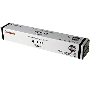 Canon GPR-18 Black Toner Cartridge
