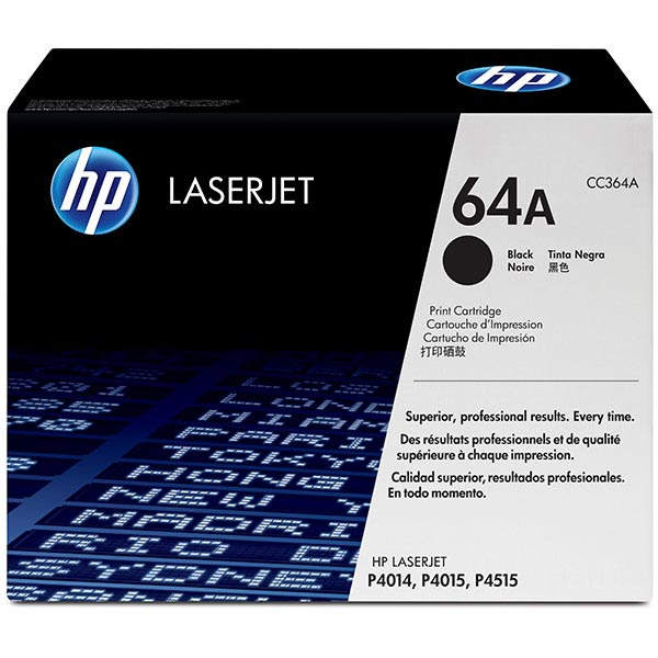 HP CC364AG Black Toner Cartridge for US Government