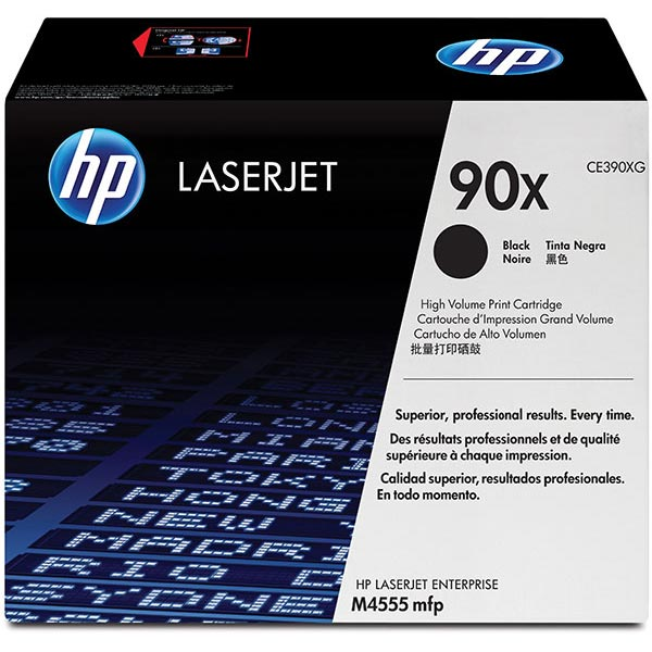 HP CE390XG Black Toner Cartridge for US Government