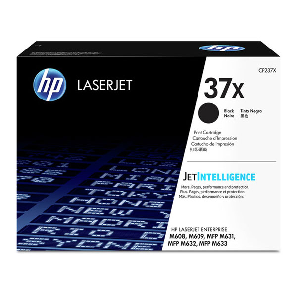 HP CF237XG Black Toner Cartridge for US Government