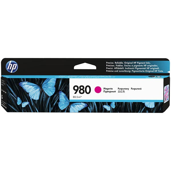 HP D8J08AG Magenta Ink Cartridge for US Government