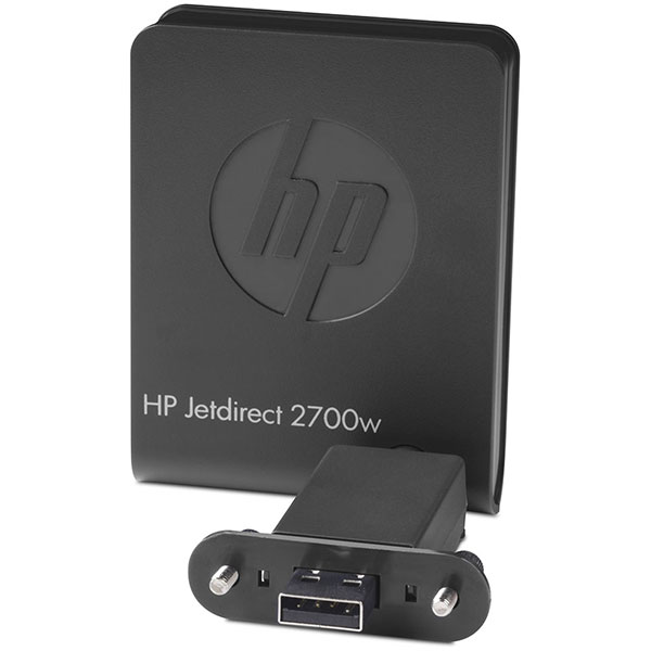 HP J8026A Jetdirect 2700w USB Wireless Print Server