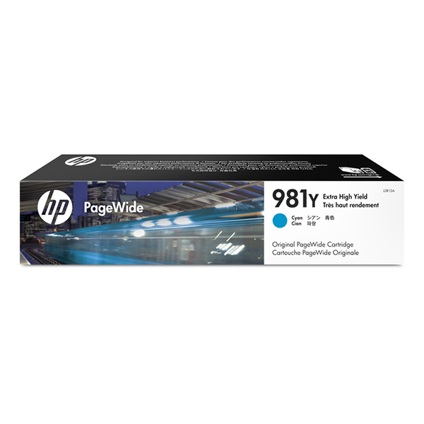 HP T0B04AG Cyan Ink Cartridge for US Government