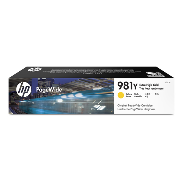 HP T0B06AG Yellow Ink Cartridge for US Government