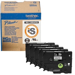Brother HGE2515PK Tape