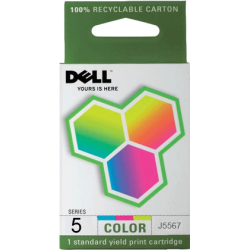Dell U145F Color Ink Cartridge