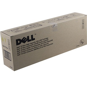 Dell 310-7895 Yellow High Yield Toner Cartridge