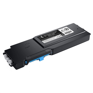 Dell K6PKK Cyan Toner Cartridge