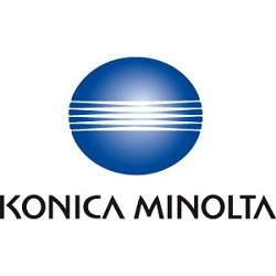 Konica Minolta A0XV03D Black Developer Unit