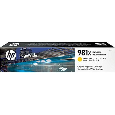 HP L0R11A Yellow Ink Cartridge