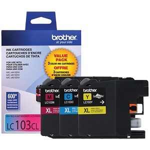 Brother LC1033PKS Value Pack