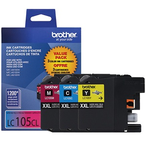 Brother LC1053PKS Value Pack