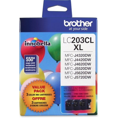 Brother LC2033PKS Value Pack
