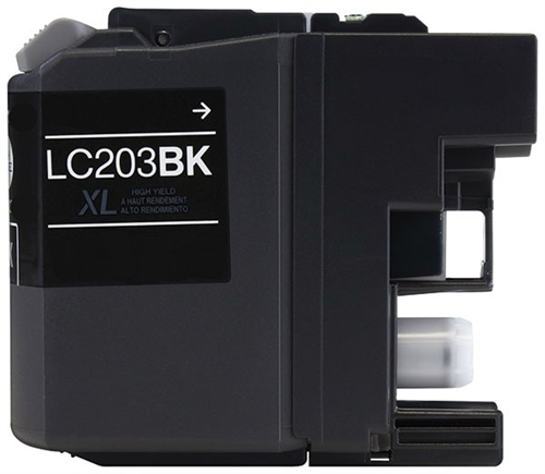Compatible Brother LC203BK Black Ink Cartridge