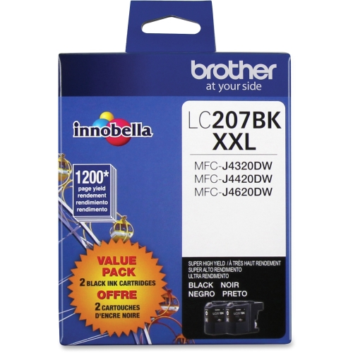 Brother LC2072PKS Value Pack