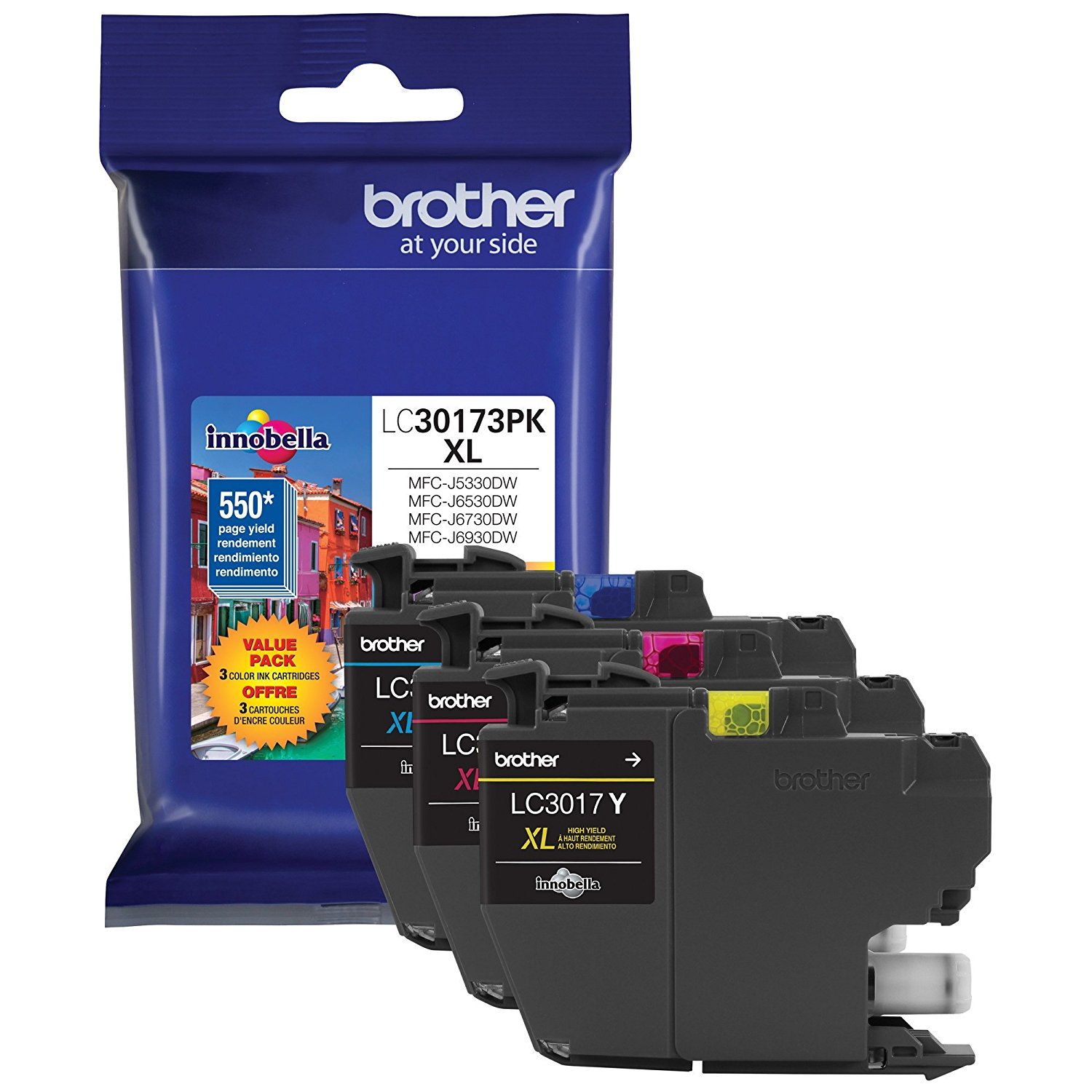 Brother LC30173PK Value Pack
