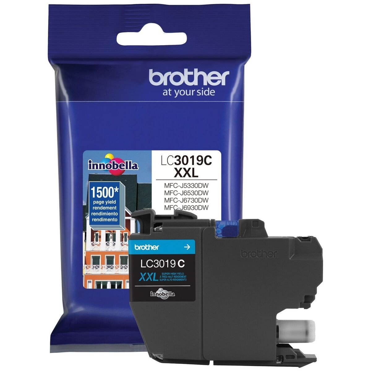 Brother LC3019C Cyan Ink Cartridge