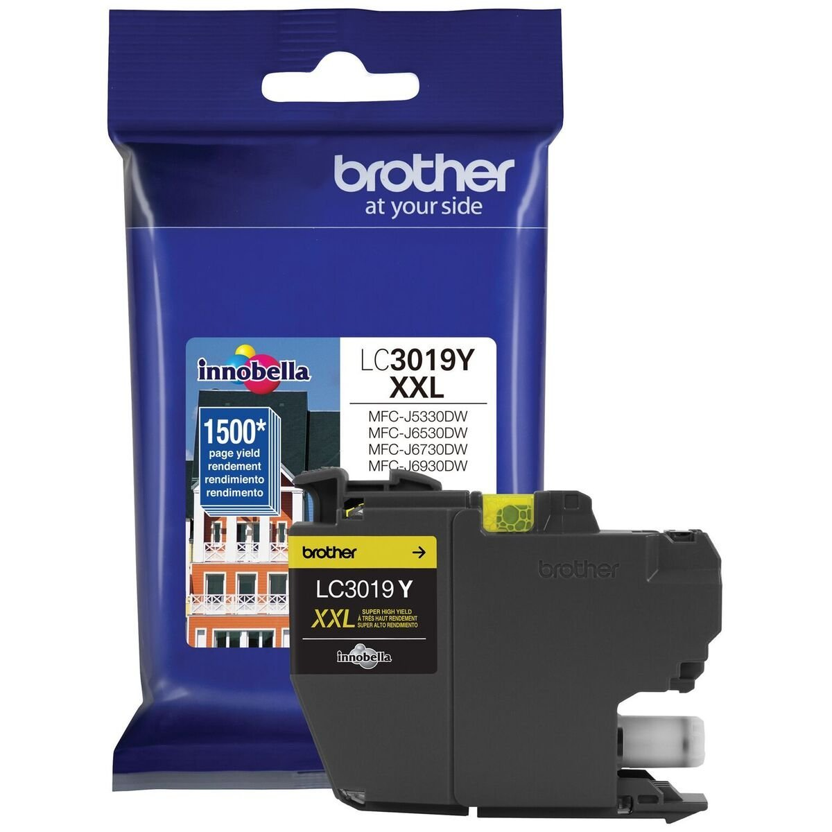 Brother LC3019Y Yellow Ink Cartridge