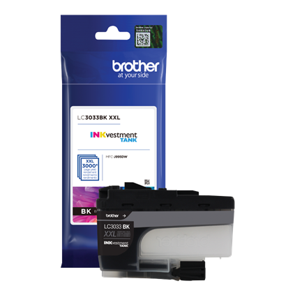 Brother LC3033BK Black Ink Cartridge