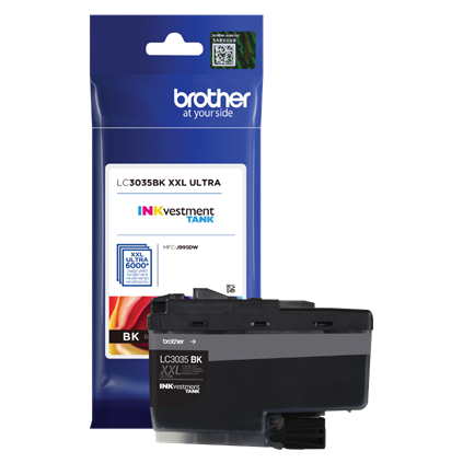 Brother LC3035BK Black Ink Cartridge