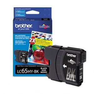 Brother LC65HYBK Black Ink Cartridge