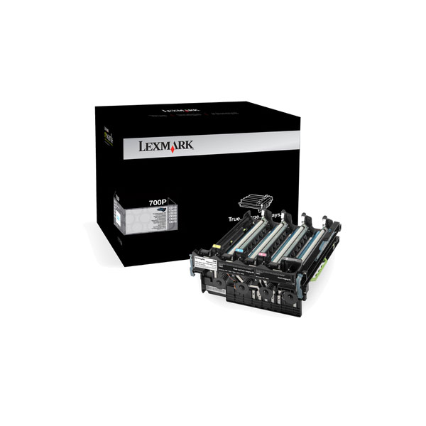 Lexmark 70C0P0G Photoconductor Unit for US Government