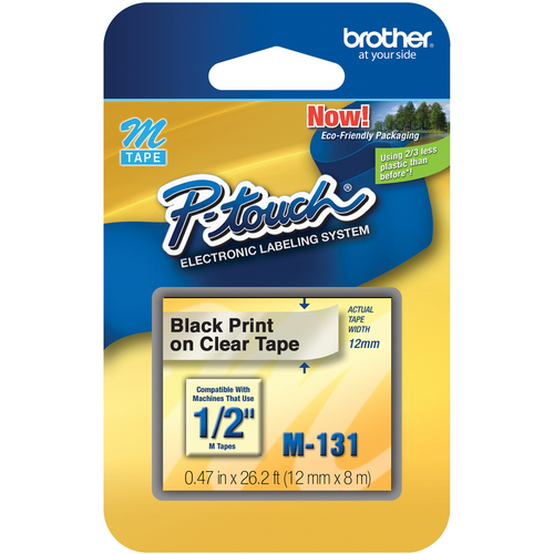 Brother M131 Tape