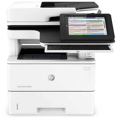 HP LaserJet Enterprise Flow M527z
