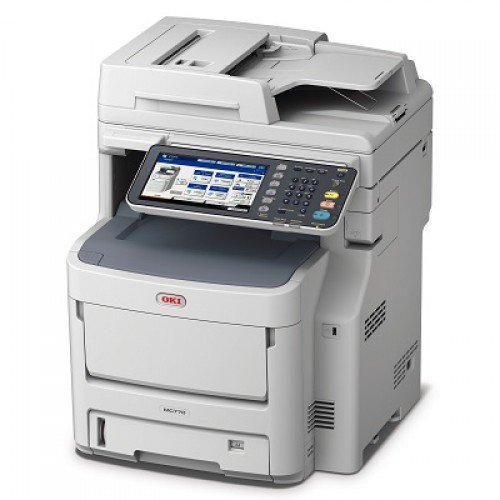 Color Laser Multifunction Printers