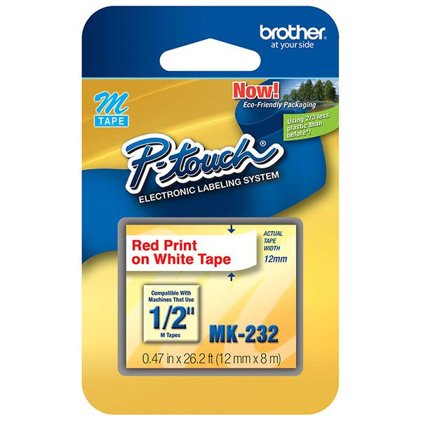 Brother MK232 Tape
