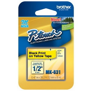 Brother MK631 Tape