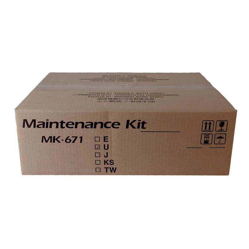 Kyocera MK671 Maintenance Kit