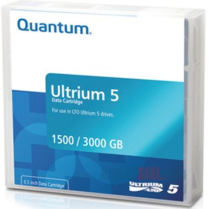 Quantum MR-L5MQN-01 Data Cartridge