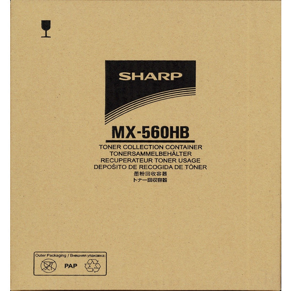 Sharp MX560HB Toner Collection Container