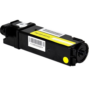 Compatible Dell NPDXG Yellow Toner Cartridge