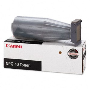 Canon NPG-10 Black Toner Cartridge