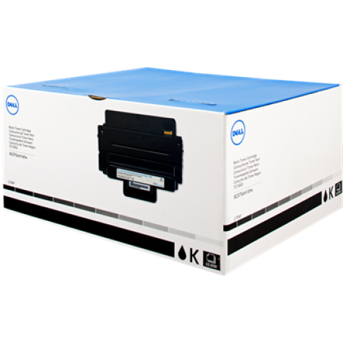 Dell NWYPG Black Toner Cartridge
